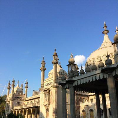 Royal Pavilion w Brighton