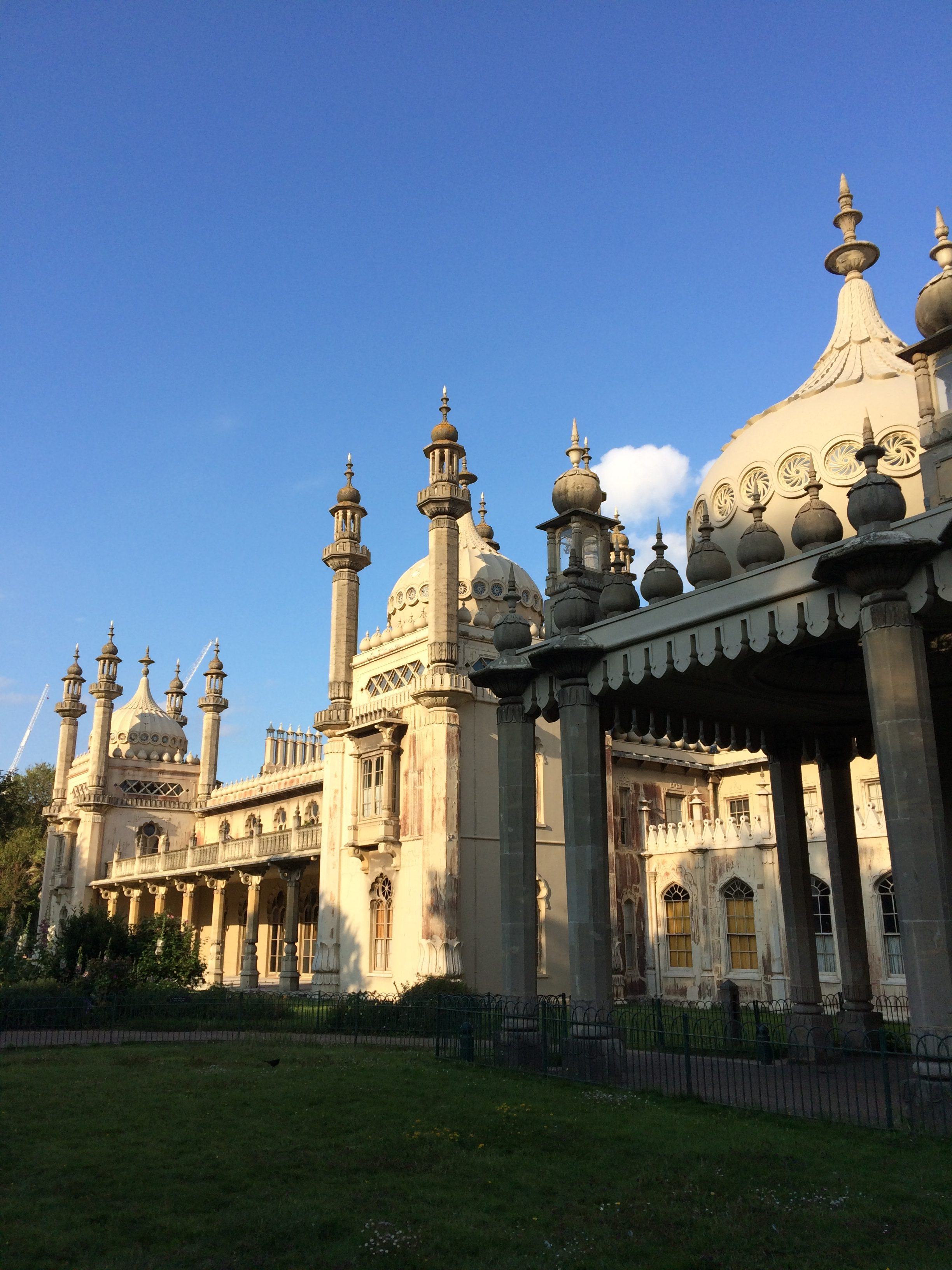 Royal Pavilion w Brighton